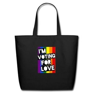 I'm voting for love